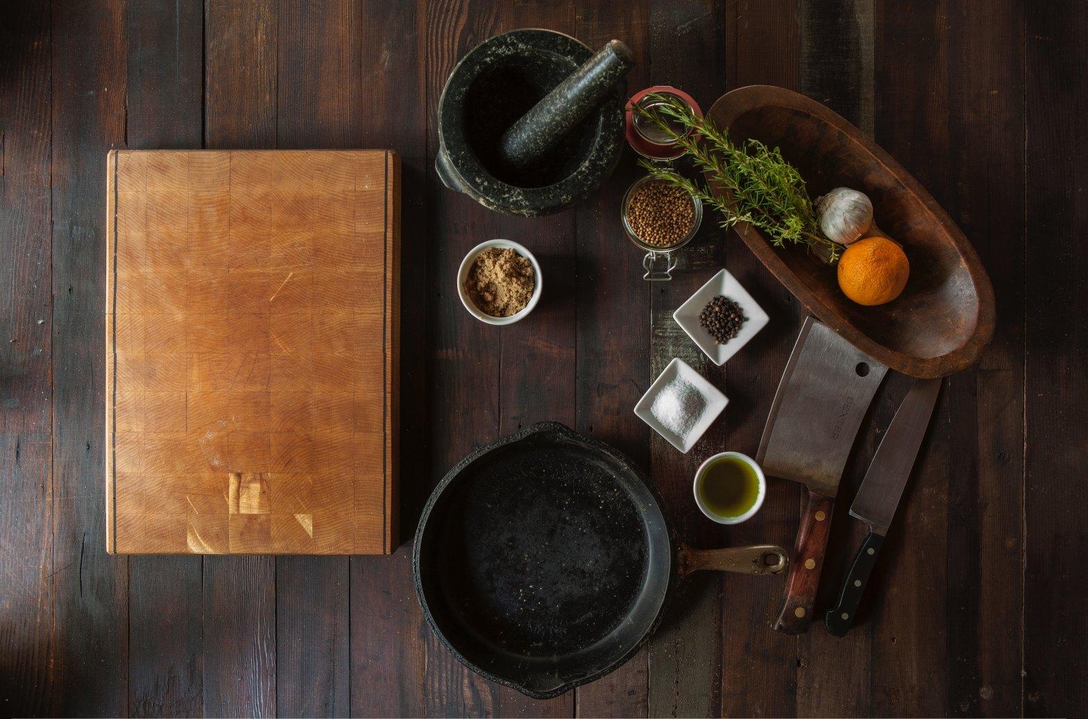 čišćenje i pohrana lignji