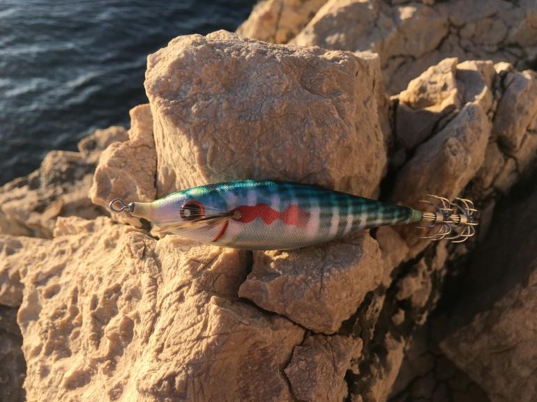 DTD Bloody Fish skosavica